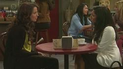 Kate Ramsay, Priya Kapoor in Neighbours Episode 6469