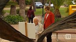 Lou Carpenter, Susan Kennedy in Neighbours Episode 6470