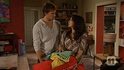 Rhys Lawson, Vanessa Villante in Neighbours Episode 6470