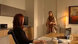 Charlotte McKemmie, Sonya Mitchell in Neighbours Episode 6470