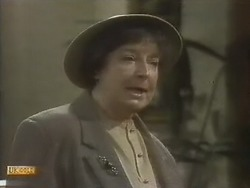 Edith Chubb in Neighbours Episode 0802