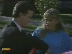 Paul Robinson, Jane Harris in Neighbours Episode 0803