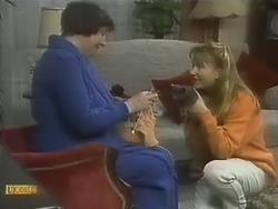 Edith Chubb, Bronwyn Davies in Neighbours Episode 0803