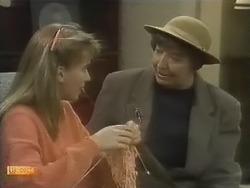 Bronwyn Davies, Edith Chubb in Neighbours Episode 0803