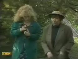 Sharon Davies, Edith Chubb in Neighbours Episode 0804