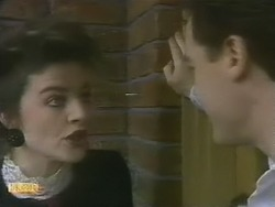 Gail Robinson, Paul Robinson in Neighbours Episode 0804