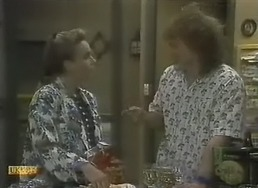Bronwyn Davies, Henry Ramsay in Neighbours Episode 0805