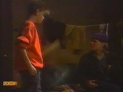 Todd Landers, Skinner in Neighbours Episode 0847