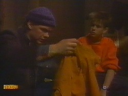 Skinner, Todd Landers in Neighbours Episode 0847