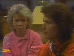 Helen Daniels, Beverly Robinson in Neighbours Episode 0847