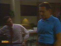 Des Clarke, Malcolm Clarke in Neighbours Episode 0847