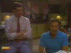 Des Clarke, Malcolm Clarke in Neighbours Episode 0848