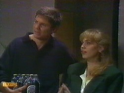 Joe Mangel, Jane Harris in Neighbours Episode 0851