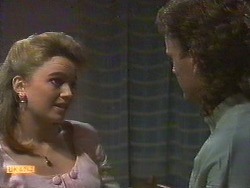 Bronwyn Davies, Henry Ramsay in Neighbours Episode 0851