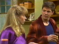 Jane Harris, Joe Mangel in Neighbours Episode 0851
