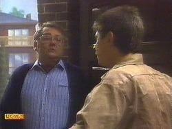 Harold Bishop, Joe Mangel in Neighbours Episode 0852
