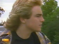 Nick Page in Neighbours Episode 0852