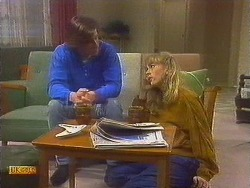 Mike Young, Jane Harris in Neighbours Episode 0853