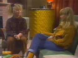 Sharon Davies, Jane Harris in Neighbours Episode 0853
