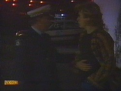 Police Officer, Nick Page in Neighbours Episode 0853