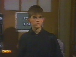Todd Landers in Neighbours Episode 0854