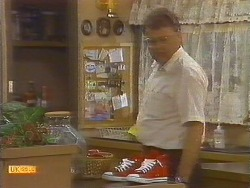 Harold Bishop in Neighbours Episode 0854