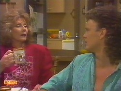 Madge Bishop, Henry Ramsay in Neighbours Episode 0854