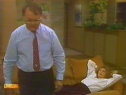 Harold Bishop, Madge Bishop in Neighbours Episode 0857
