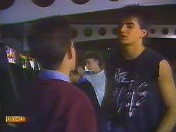Todd Landers in Neighbours Episode 0857