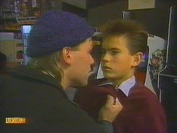 Skinner, Todd Landers in Neighbours Episode 0857