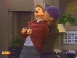 Todd Landers, Skinner in Neighbours Episode 0857