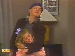 Katie Landers, Skinner in Neighbours Episode 0857