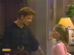 Gail Robinson, Katie Landers in Neighbours Episode 0858