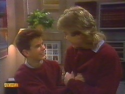 Todd Landers, Nick Page in Neighbours Episode 0858