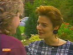 Nick Page, Gail Robinson in Neighbours Episode 0858