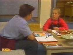 Todd Landers, Katie Landers in Neighbours Episode 0858