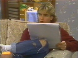 Nick Page in Neighbours Episode 0859