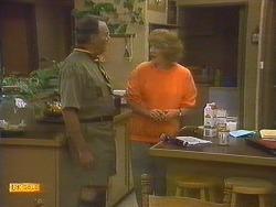Harold Bishop, Madge Bishop in Neighbours Episode 0860
