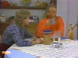 Nick Page, Jim Robinson in Neighbours Episode 0860