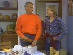Jim Robinson, Nick Page in Neighbours Episode 0860