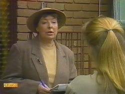 Edith Chubb, Bronwyn Davies in Neighbours Episode 0860