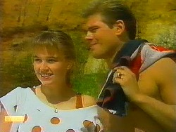 Bronwyn Davies, Russ  in Neighbours Episode 0877