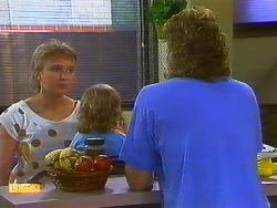 Bronwyn Davies, Jamie Clarke, Henry Ramsay in Neighbours Episode 0877