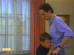 Toby Mangel, Ted Vickers in Neighbours Episode 0877