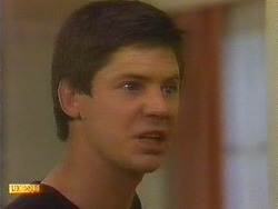 Joe Mangel  in Neighbours Episode 0877