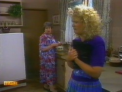 Edith Chubb, Sharon Davies in Neighbours Episode 0878
