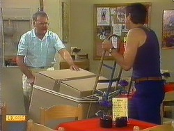 Harold Bishop, Joe Mangel in Neighbours Episode 0879
