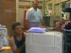 Joe Mangel, Harold Bishop in Neighbours Episode 0879