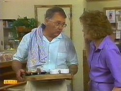 Harold Bishop, Madge Bishop in Neighbours Episode 0879