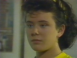 Lucy Robinson in Neighbours Episode 0881